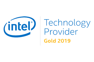 Intel Technology Provider Gold 2019
